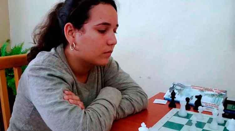 Pacta tablas cubana Obregón en Mundial Juvenil de Ajedrez