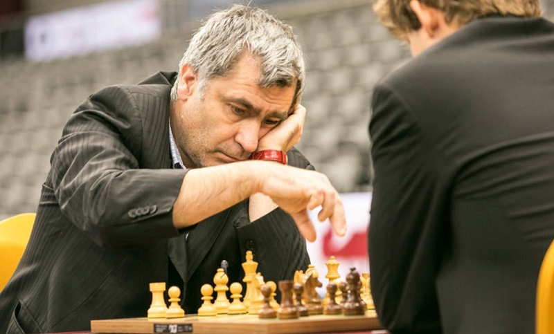 Ivanchuck leads solo Capablanca Chess Memorial