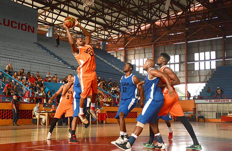 Resumen del fin de semana en las ligas cubanas de baloncesto