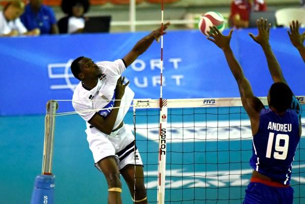 Cuba no conoce la derrota en Copa Panamericana de voleibol