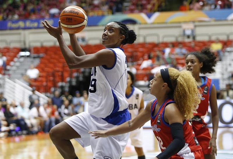 Cuba y Colombia por quinto puesto en Copa América de baloncesto (F)