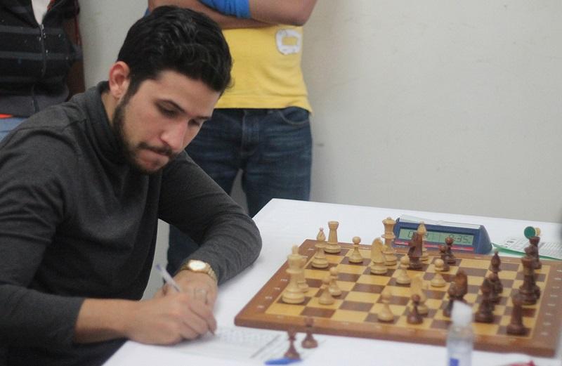 Paridad en torneo nacional masculino de ajedrez