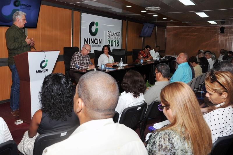 Díaz Canel: la cultura del detalle debe predominar
