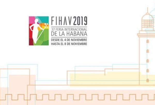 Homenaje a los 500 años de La Habana en FIHAV 2019