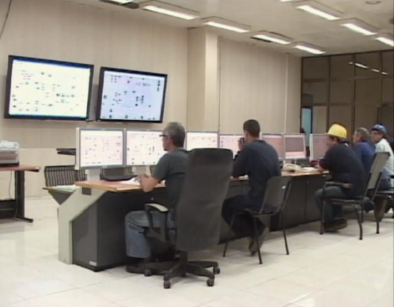 """Central """"Antonio Guiteras"""": el lunes en línea y hasta los 280 megawatts"""