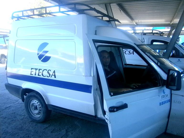 Instala ETECSA nuevos servicios de datos en Cienfuegos.