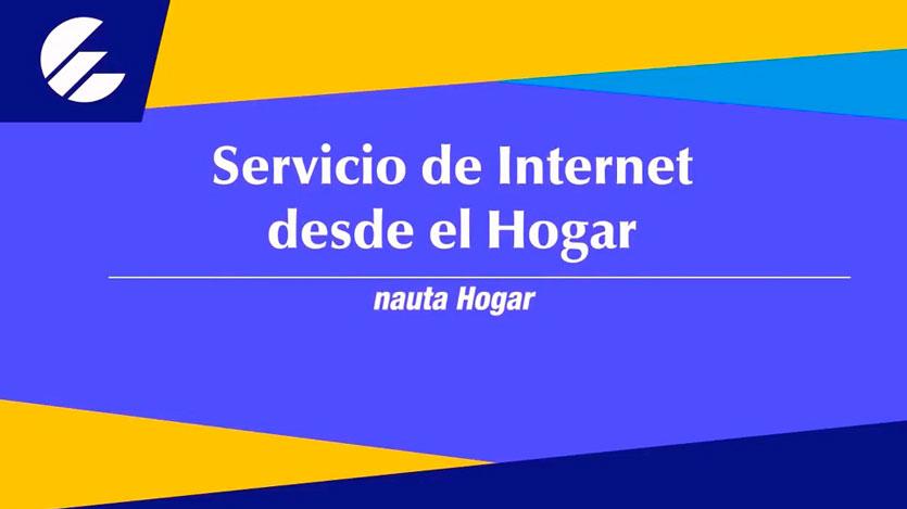 Anuncia ETECSA rebaja en el servicio de Nauta Hogar a partir de hoy