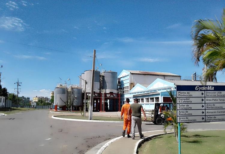 Gydema de Cienfuegos, ejemplo de recuperación económica