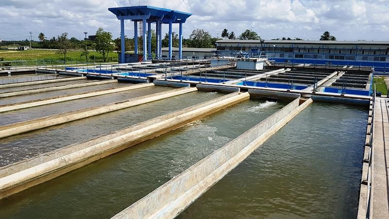 Inversiones millonarias de Recursos Hidráulicos en Camagüey