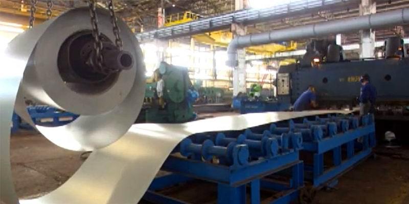 Avanza inversión en taller destinado a la fabricación de torres para aerogeneradores