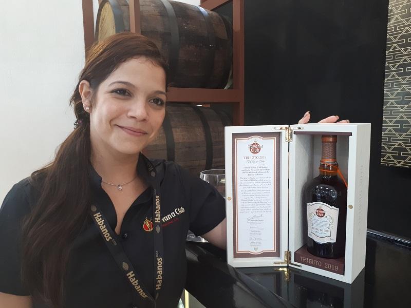 En el Festival del Habano: ron, tabaco y café, para que goce usted