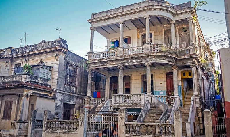 La Habana, si no existieras yo te inventaría