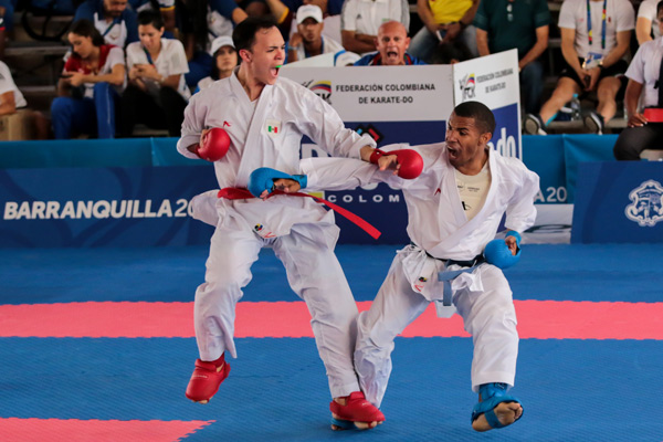 Cuba va tercera en el Campeonato Panamericano de Kárate