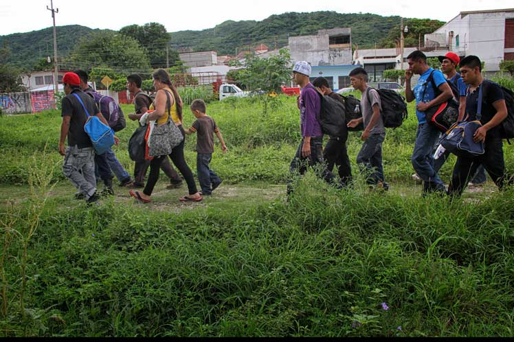 Illegal Migration in Panama Unstoppable