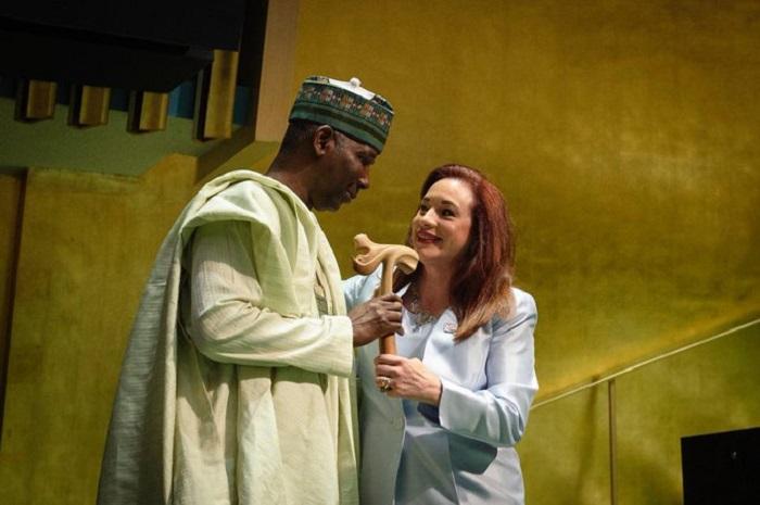 Diplomático nigeriano Tijjani Muhammad-Bande es elegido como presidente de la Asamblea General de la ONU