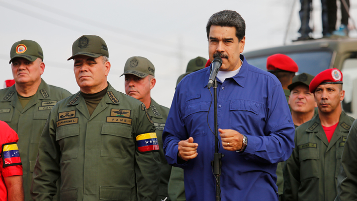 Anuncia Nicolás Maduro un nuevo diálogo con la oposición con la mediación de Noruega