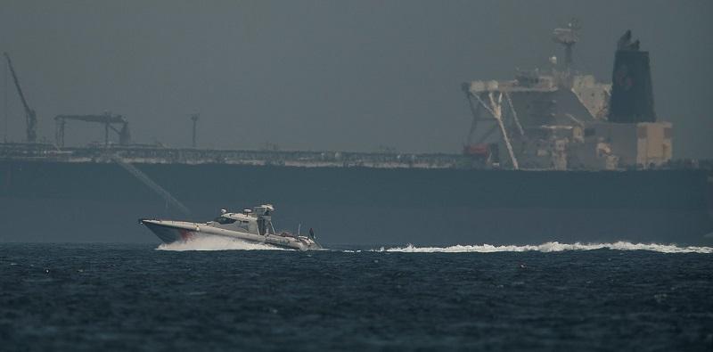 Ataque a buques petroleros Aumenta tensión en el Golfo Arábigo Pérsico