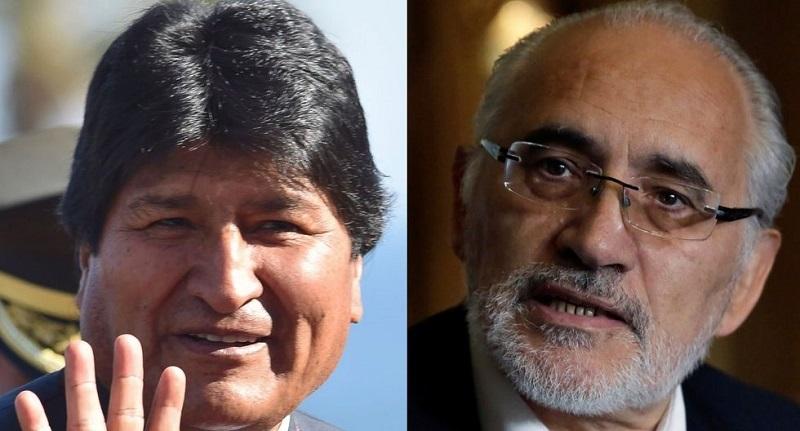 Bolivia a la expectativa por eventual confirmación de victoria de Evo Morales en primera vuelta