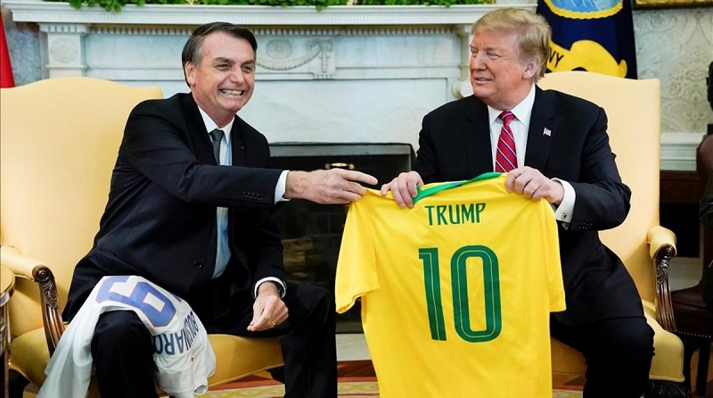 Divide a los expertos resultados de la visita de Bolsonaro a Trump