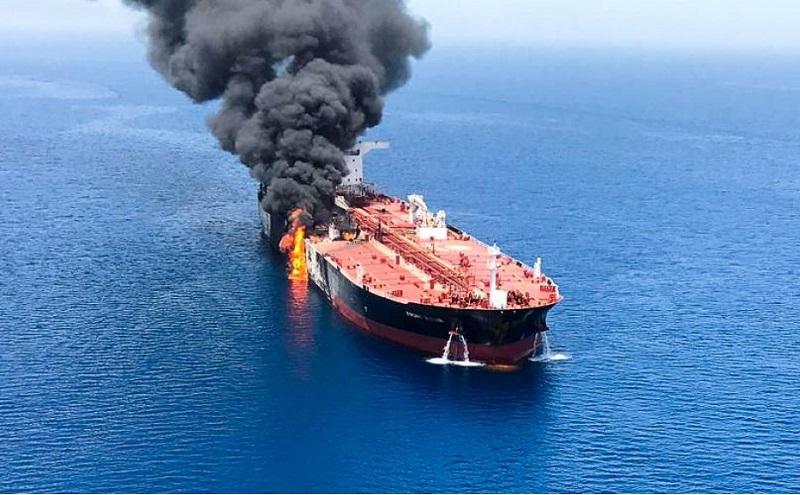 Siguen poniendo en duda versión de Estados Unidos sobre supuestos ataques de Irán a barcos petroleros