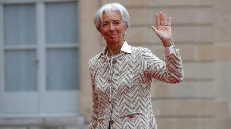 Se va Christine Lagarde del Fondo Monetario Internacional