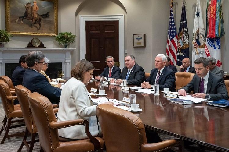 México y Estados Unidos no logran acuerdo sobre migrantes y aranceles