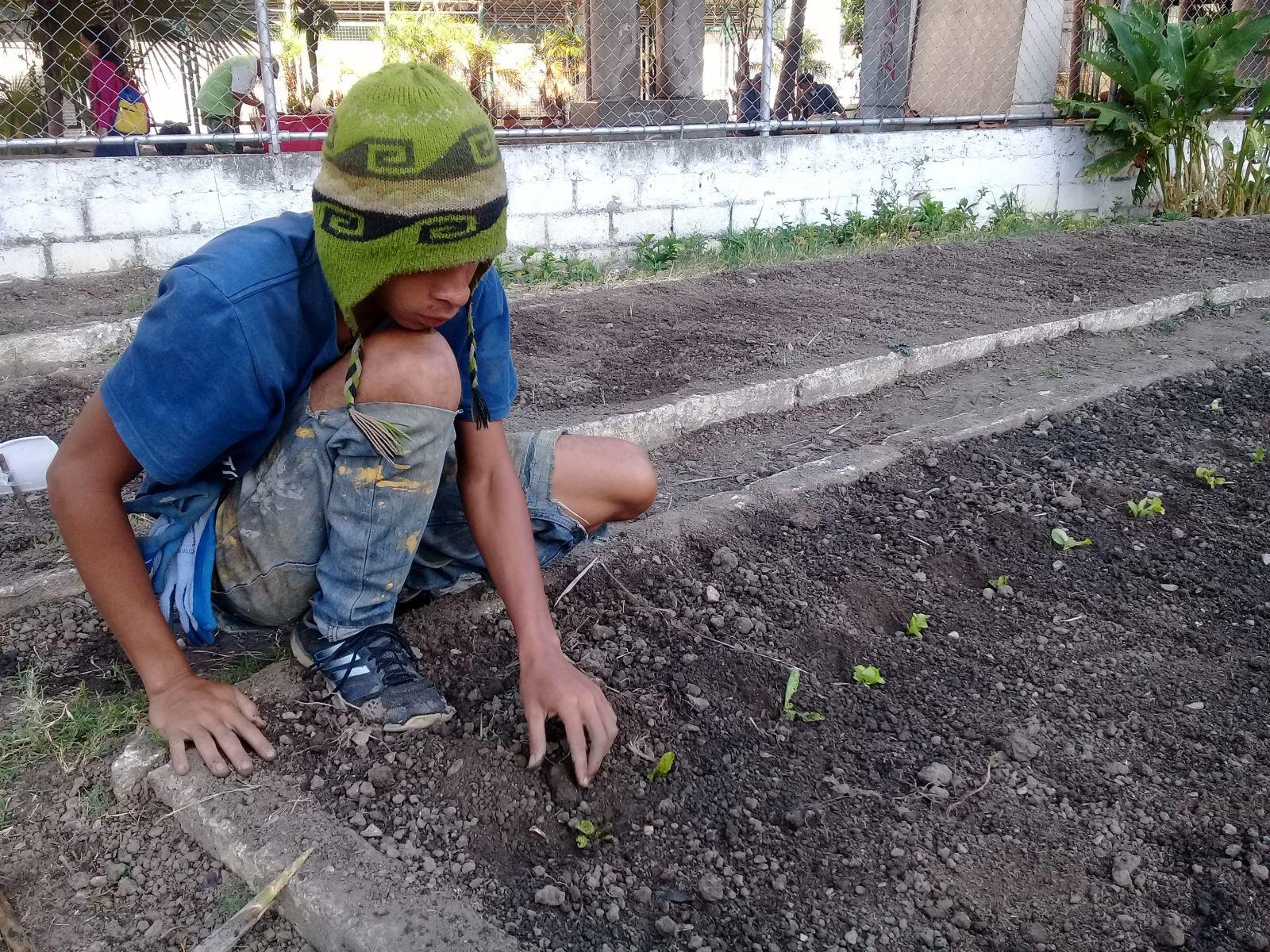Avanza formación de jóvenes venezolanos
