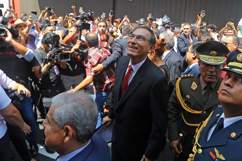 Valoran situación política de Perú, sede de los Panamericanos 2019