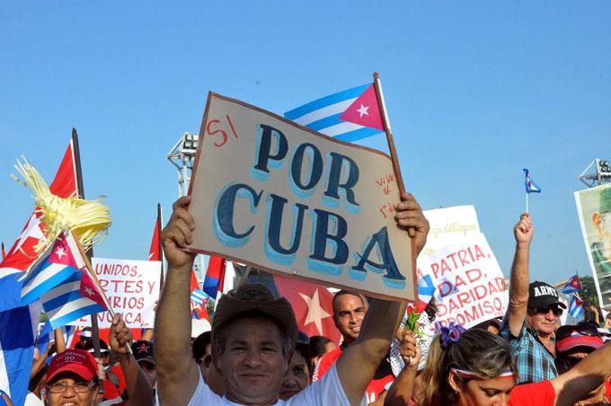 Cuba: la gran familia
