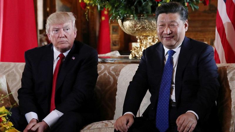 Trump amenaza con imponer aranceles adicionales al presidente chino