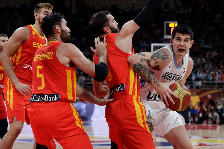 España se corona campeona mundial de baloncesto