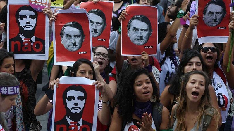 Nuevas protestas en Brasil contra los recortes del presupuesto en educación