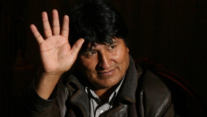 Impulsa mayoría parlamentaria del partido de Evo Morales ley de garantías constitucionales