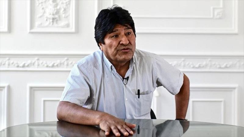 Denuncia Evo Morales complicidad de Estados Unidos con el golpe de Estado