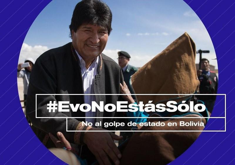 Denuncian intento de golpistas en Bolivia de ocultar plan de violencia contra el pueblo