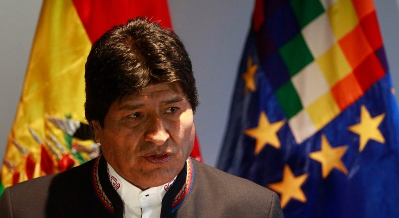 World organizations reject coup d etat in Bolivia