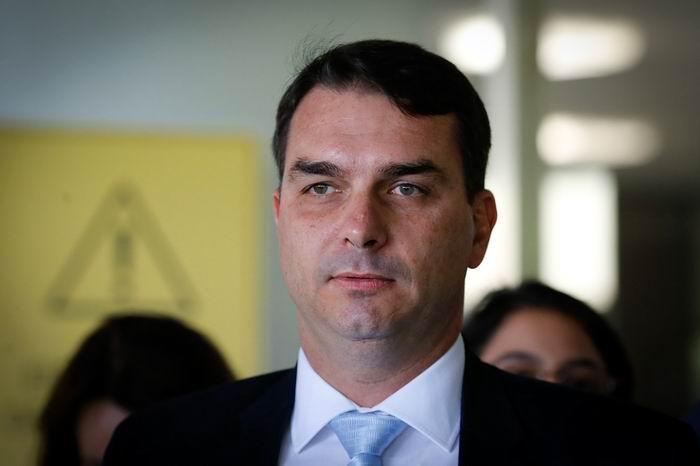 Flavio, el otro hijo de Bolsonaro