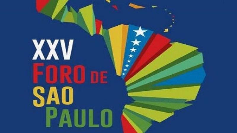 En Caracas, Foro de Sao Paulo para fundar conciencia