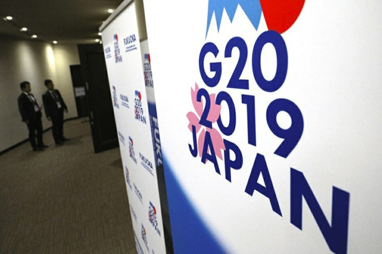 G20 in Another Difficult Summit