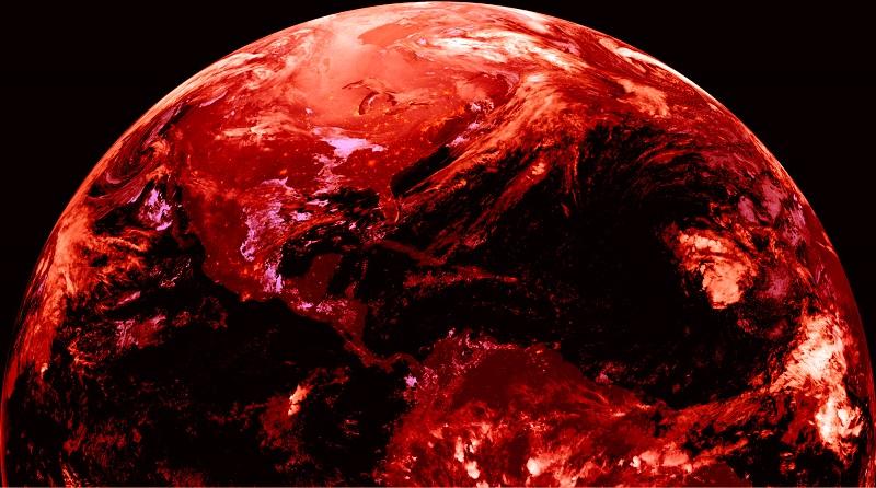 Golpeará una nueva ola de calor al hemisferio norte la próxima semana