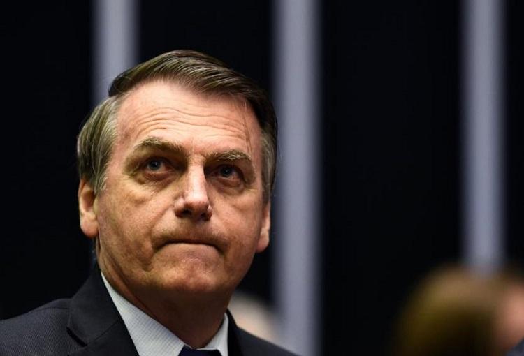 Aumenta presión internacional sobre Bolsonaro por incendios en la Amazonía brasileña