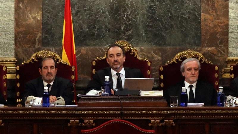 Avanza hacia su final el histórico juicio en España a doce líderes independentistas catalanes