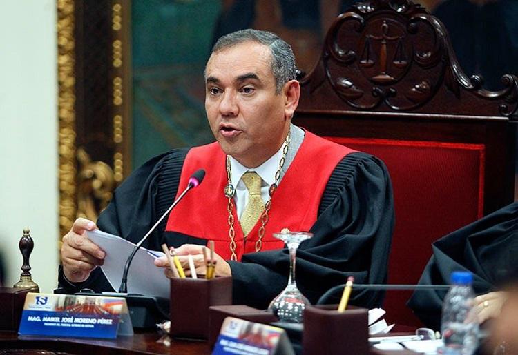 Tribunal Supremo solicita allanar inmunidad parlamentaria a Guaidó