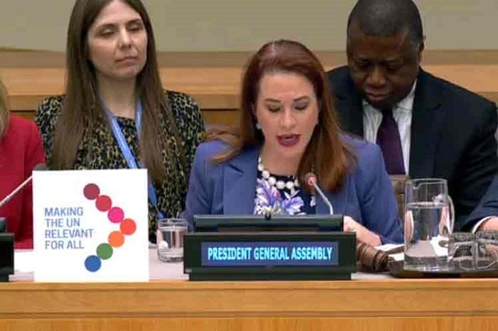 Multilateralismo, única vía para sostener la paz, destacan en ONU