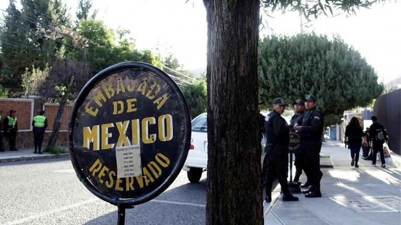 Rechaza el MAS expulsión de los diplomáticos españoles y mexicanos