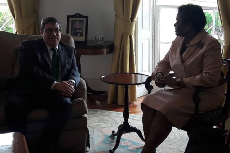 Cuba, Barbados Strengthen Bilateral Ties