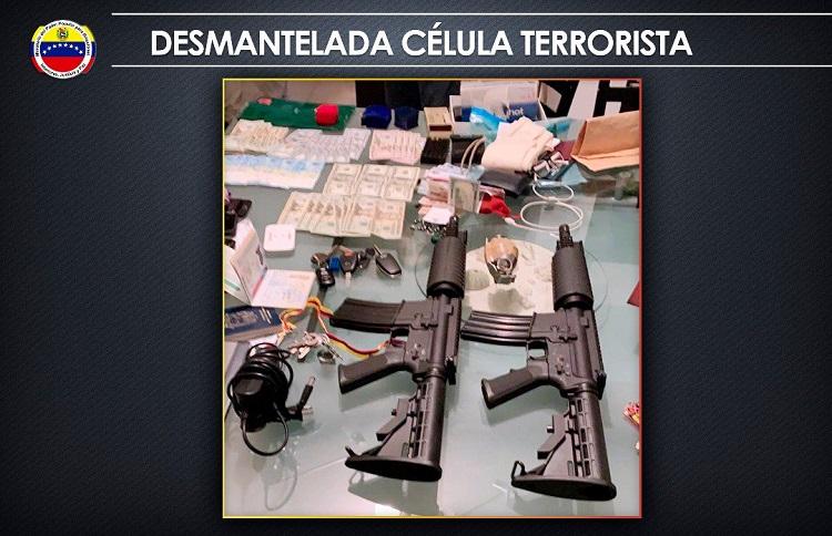 Detienen a jefe de despacho de Guaidó por nexos con célula terrorista