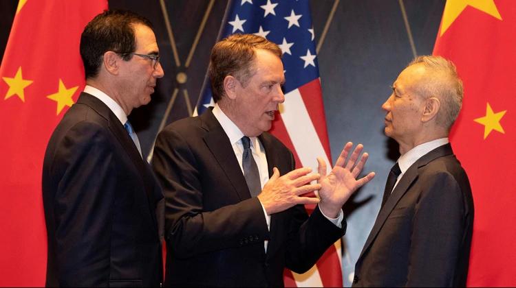 Concluye sin anuncios de avances, nueva ronda de negociaciones comerciales entre Estados Unidos y China