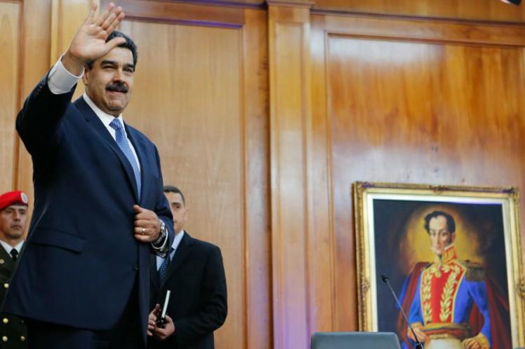 Venezuelan President Pleads for Dialogue against Coup Attempts