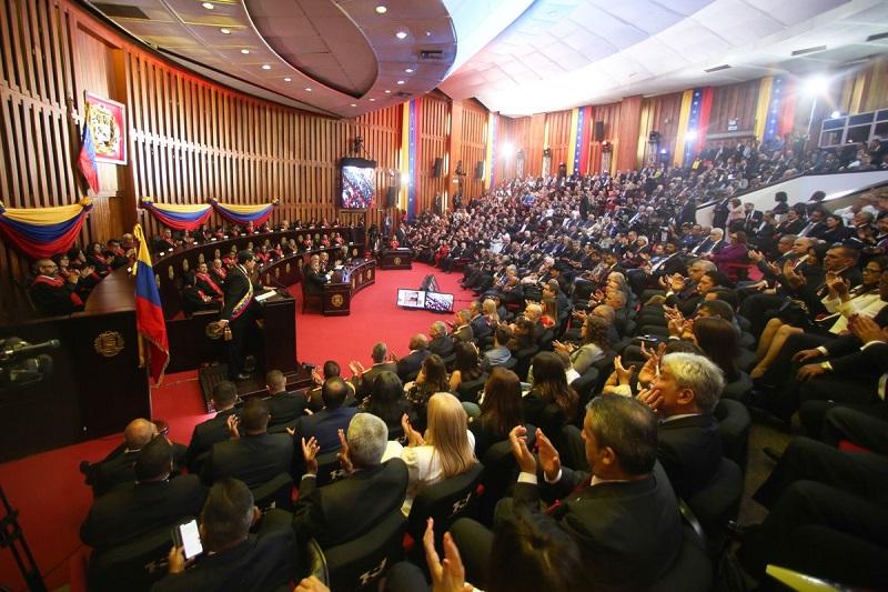 """Maduro: """"Un acto de reafirmación de la Paz"""""""